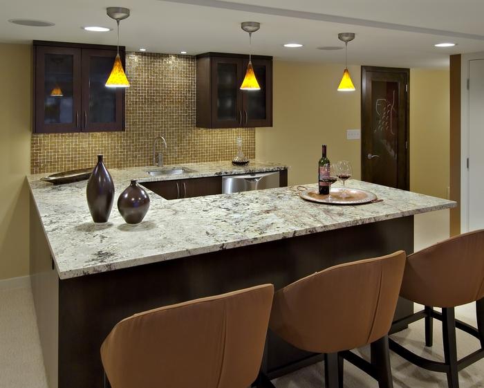 Bar Granite Countertops : BAR-TOPS